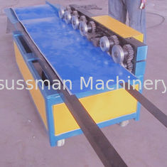 China Galvanized Coil One Side Wall Panel Roll Forming Machine With 6 Stations supplier