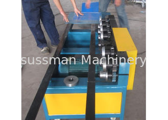 China 0.3-1.0Mm Pittsburgh Profile Lock Roof Panel Roll Forming Machine With 0.75 KW Motor supplier