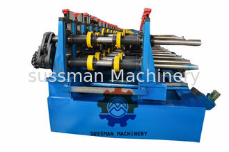 China Durable 20 Stations Cable Tray Roll Forming Machine 10 Meter Per Minute supplier