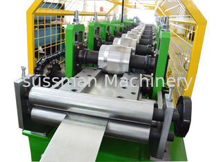 China 13 Stations Roof Batten Steel Roll Forming Machine For Light Steel Trusses supplier