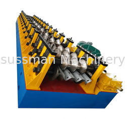 China 10m / Min 1.5-2mm Galvanized Steel Roll Forming Machine Servo Feeder Power 1.5Kw supplier