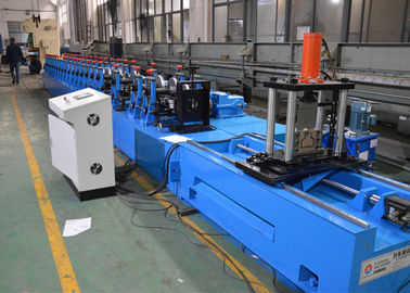 1.5-3.0mm Shelving Rack Roll Forming Machine With 18 Stations CE Certification