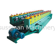 Discontinuous 0.3mm Galvanized Steel Pu Sandwich Panel Line