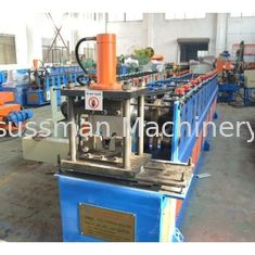 5.5KW 30m/Min Stud And Track Roll Forming Machine With Gear Box
