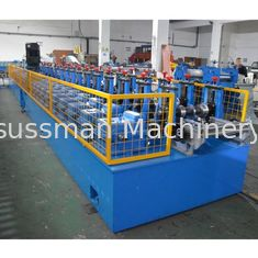 G550 15m/Min Storage Shelf Rack Roll Forming Machine