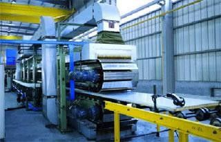China SP-CPU-2 PU Continuous PU Sandwich Panel Production Line 6m/min supplier