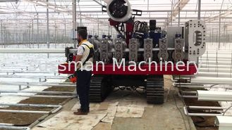 China Portable Design Cold Roll Forming Equipment For Rainwater Downpipe 16 Stages Forming  Post Cutting supplier