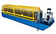 China Blue 12 Roller Station Sheet Metal Roll Former Steel Roll Forming Machine factory