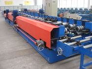 China Chain Drive C Steel Frame Roll Forming Machine Cable Tray Manufacturing Machine company