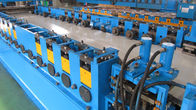 China 11Kw Door Frame Cold Roll Forming Equipment 45# Steel Shaft Material 3 - 15 m / Min factory