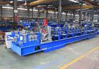 China Light Gauge Steel Frame CZ Purlin Roll Forming Machine Cee Zee Roof Purlin Roll Former factory