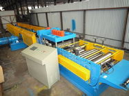 China Cr12 Mould Steel Framing Cold CZ Purlin Roll Forming Machine With Post Cutting factory