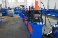 China Cold Formed Steel Profile CZ Purlin Roll Forming Machine CE Standard 380V 15kw factory