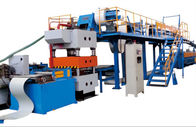China Custom PU Sandwich Panel Production Line 40mm - 250mm Thickness EPS Sandwich Panels factory