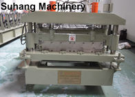 China YX25-200-1000 Automatic Roof Panel Roll Forming Machine / Glazed Tile Making Machine factory