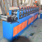 China Chain Drive Light Steel Keel Omega Purlin Roll Forming Machine For Ceiling Framing System Line Speed 10-15m/min factory