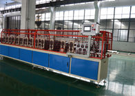China Galvanized Stud And Track Roll Forming Equipment Metal Furring Ceiling Machine factory