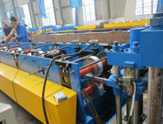 China 20 Stations C Purlin Forming Machine With 11kw Principal Electric Motor factory