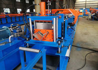 Container House Corner Post Stud And Track Roll Forming Machine 2.0-4.0mm GCr15 Steel