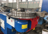 Automatic Shutter Door Roll Forming Machine CE Passed Rail Curving Machine