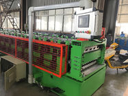 18 Stations IBR Sheet And Corrugated Double Roll Forming Machine With 7.5Kw Main Motor
