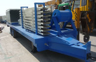 Hydraulic Cutting K Style Long Span Roll Forming Equipment For Warehouse