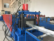China 4-5 Meters / Min Cable Tray Roll Forming Machine Hydraulic Cutting Cr12mov factory