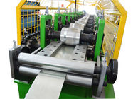 13 Stations Roof Batten Steel Roll Forming Machine For Light Steel Trusses