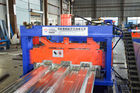 Cutting Material Cr12Mov Metal Deck Roll Forming Machine With Servo Motor