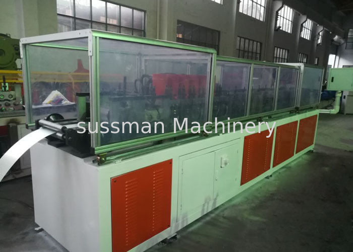 89*41mm Light Gauge Steel Framing Machine, 0.6-1.2mm Cold Roll ...