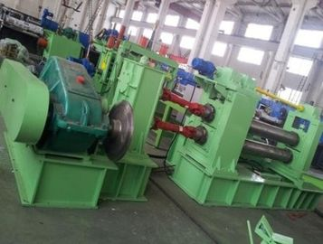 Simple Hydraulic Steel Slitting Lines / Galvanized Steel Coil Slitting Machine