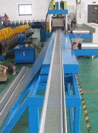 China 4 Kw Hydraulic Metal Shutter Door Roll Forming Machine 88.5/84/85.5mm Width factory