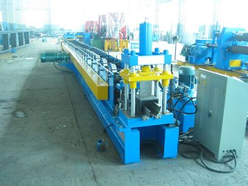 China 3 Ton Passive Decoiler Hydraulic Punching Roll Forming Equipment Automatic distributor