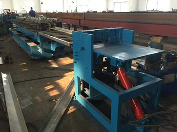China Gearbox Transmission Door Frame Roll Forming Machine High Speed factory