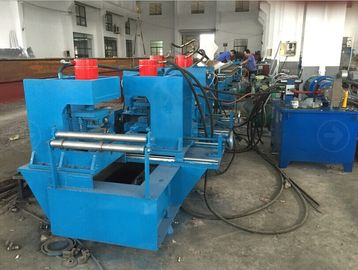 Single Chain Transmission 7.5Kw Door Frame Roll Forming Machine 380V 50HZ