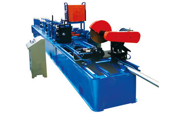Stainless Steel 24 Forming Stations Round Pipe Roll Forming Machine High Production Line  Speed 10-12m/min