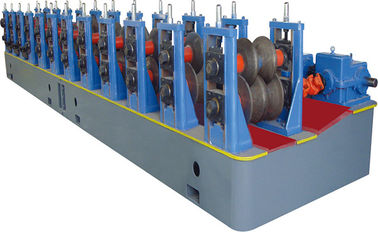 13 Stations W Profile Two and Three Waves Guardrail Roll Forming Machine With 5.5Kw Hydraulic