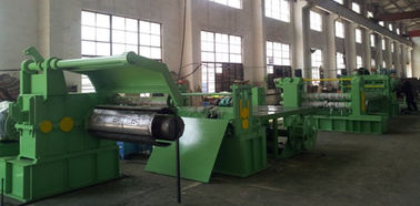 20 - 40m/min High Speed Galvanized Steel Slitting Machine Thickniss from 0.25-1.5mm