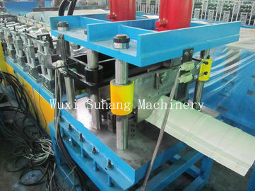 China Fully Automation Ridge Hip Roll Forming Equipment CE ISO Certificated factory