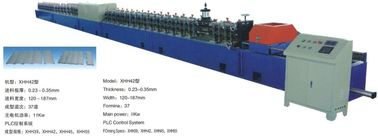 China 380V 15 M / Min Shutter Door Forming Machine CE Standard Customized Color factory