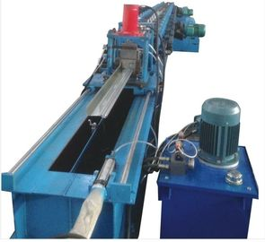 China PU Shutter Door Roll Forming Machine Fully Automatic Steel Sheet Rolling Form Machine factory
