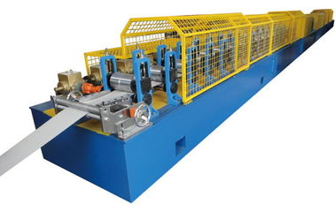China European Style 55mm PU Foamed Rolling Shutter Door Forming Machine with 38 Roller Stations ISO Certificated factory