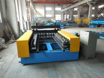China Hydraulic Cutting 380 Voltage Door Frame Making Machine , Cold Roll Forming Equipment factory