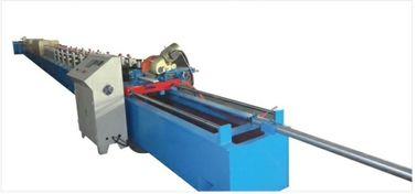China CE Certification Shutter Door Roll Forming Machine 11T 0.7 - 1.2mm Material Thickness factory