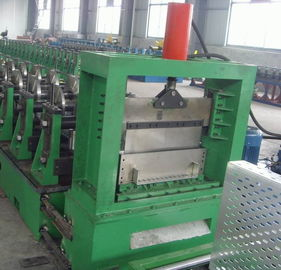 China 1.0mm - 3.0mm Thick Cable Tray Plank Roll Forming Machine / Cable Tray Making Machine factory
