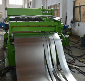0.3-3mm Steel Slitting Lines Slitting line 0-120m/min Customized Voltage
