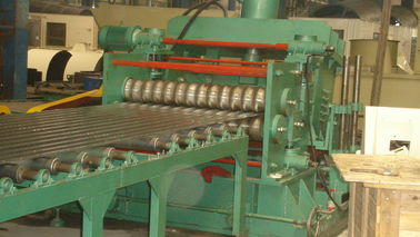 China 4 mm Thickness Metal Steel Silo Roll Forming Equipment Gearbox Driving System factory