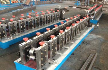 0.4-1.2mm Galvanized Steel or Colour Steel Octagon Pipe Roll Forming Machine