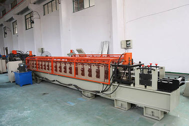 China Gear Box Driving Vineyard Post Roll Forming Equipment with Stable Performance distributor