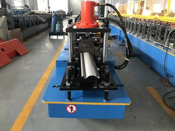 YX17-126 Metal Automatic Rolling Shutter Machine , Roller Shutter Door Roll Forming Machine